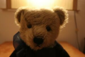 Orig. Hermann Teddybär Sammlerstück 439/1000 Limitiert mit Brummstimme