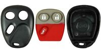 Case for Chevy Remote Keyless Entry Key Fob FCC ID LHJ011 3 Button Pad Repair
