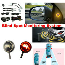 Universal Car Blind Spot Detection and Monitoring Alert System with 2 Sensor