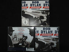 CD + DVD BOB DYLAN / TOGETHER / THROUGH LIFE /