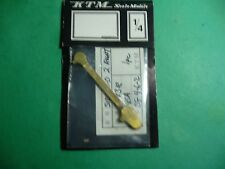 KTM (Katsumi) ,O scale, UD83R, 4SA, SF 4-6-2 Side Rod 2, right, undrilled
