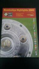DVD - Bundesliga Highlights 2001  Alles Über die Saison 2000/01 - Premiere World