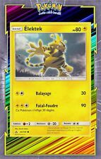 Elektek - SL05:Ultra Prisme - 43/156 - Carte Pokemon Neuve Française