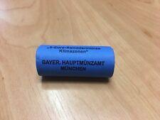 5 Euro Rolle Subtropische Zone 2018 mit Polymerring D München Bankfrisch