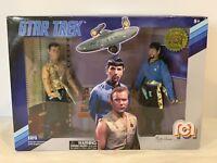 NIB Target Repro Neto Star Trek Mirror Spock & Kirk Limited Set 1161/10000!