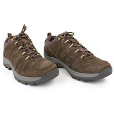 Bearpaw FORESTER Men Brown Nubuck Leather Outdoor Lace Up Shoes Size 10.5