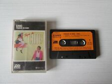 CHIC Tongue In Chic MC ITALY TAPE K7 MUSICASSETTA RARE DISCO FUNK