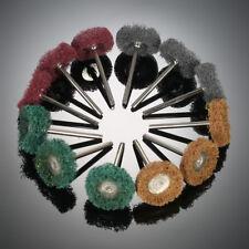 12pcs Electric dill Grinding Abrasive Wheel Nylon Fiber Engraving For Dremel
