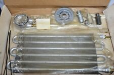 Vtg NAPA Microtest Duo-Cool Thermostatic Engine Trans Oil Cooler Kit Universal