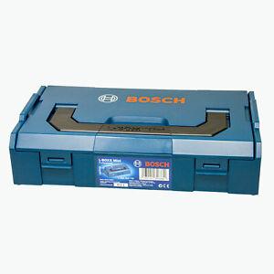 Bosch Professional L-BOXX Mini 2.0, Werkzeug Kiste Box für Kleinteile, Lunchbox