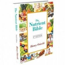 The Nutrient Bible 9th edition by Henry Osiecki Paperback Book