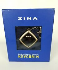Zina Digital Photo Viewer Keychain New