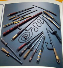 Japanese JUTTE of Edo period Vol.2 book,katana,samurai,jitte,weapon #0177