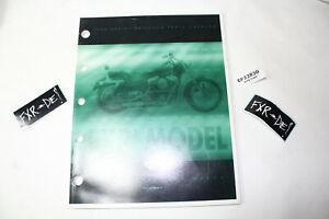 FXR3 parts catalog 99427-99 Harley FXR manual FXRT FXRP FXRD FXLR WOW!! EPS22830