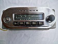 Blaupunkt hamburgo tubos radio 6/12v Ford Taunus Opel Porsche 356vw escarabajo bmw DKW