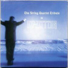 LED ZEPPELIN The String Quartet Tribute To Led Zeppelin 2CD + DVD NTSC Digipak
