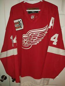 2002-2003 Brendan Shanahan Red Wings KOHO AirKnit Jersey Size 52 *RARE*