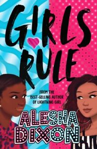 Girls Rule by Alesha Dixon NEW Paperback BOOK