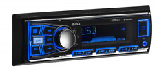 Boss Usb Car Audio Single Din Sd Aux Radio Receiver Bluetooth Enabled Stereo