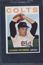1964 Topps #504 Claude Raymond Colts EX/MT *2895