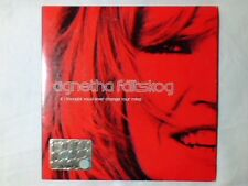 AGNETHA FALTSKOG If i thought you'd ever change your mind cd singolo PR0M0 ABBA