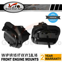 HOLDEN COMMODORE 3.8 Ecotec V6 HYDRAULIC ENGINE MOUNTS VN VP VR VS VT VX VY PAIR