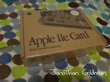 Apple IIe Card Macintosh - Sealed NEW Shrinkwrap Box Vintage RARE Mac M0444LL/D