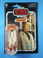 ANAKIN SKYWALKER VC32 Star Wars ATTACK OF THE CLONES Vintage Collection MOC 3.75