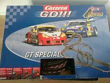 Carrerabahn Go GT Special mit verschiedenem Zubehör. Gut erhalten!