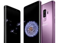 Samsung Galaxy S9 SM-G960U- 64GB Purple Blue Black (Unlocked) B Stock