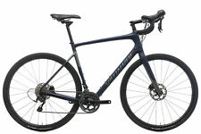 2018 Specialized Diverge Comp Gravel Bike 61cm Carbon Shimano 105 5800 11s Axis