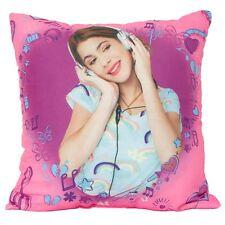 Cuscino arredo cameretta Originale  Disney Violetta Rosa 40x40 cm L650