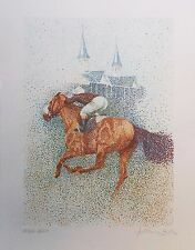 """GUILLAUME AZOULAY """"TWIN SPIRES"""" 1983 