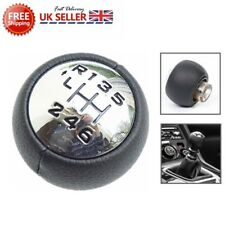 6 Speed Gear Stick Shift Knob or Peugeot 3008 407 5008 807 307 308 Citroen C4 C8