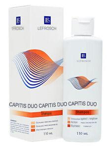 LEFROSCH CAPITIS DUO Anti-dandruff shampoo, 110ml