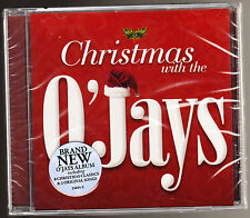 CHRISTMAS WITH THE O'JAYS - 10 TRACKS - NEW & SEALED CD (2010)