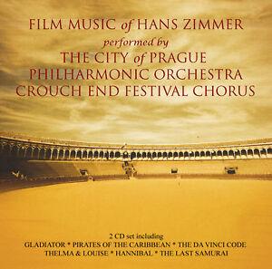 Film Music Of   Hans Zimmer 2CD Set