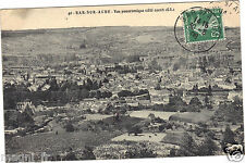 10 - cpa - BAR SUR AUBE - Vue panoramique  (G7420)