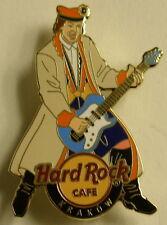 KRAKOW,Hard Rock Cafe Pin,Server Rocking Krakowiak