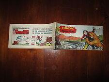 KINOWA NUMERO 2 ALBI STELLA D'ORO FEBBRAIO 1959