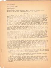 Elmurmurings #4 - 1946 sci-fi fanzine - Forrest Ackerman Collection