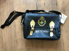 harry potter satchel bag black