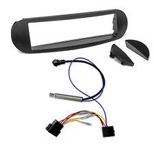Radioblende Set für VW New Beetle 9C 1Y Autoradio Blende Rahmen Adapter Kabel