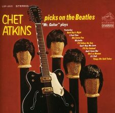 Chet Atkins - Picks on the Beatles [New CD]