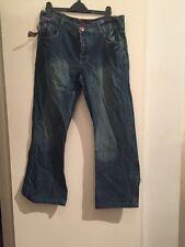 BNWOT Burton Jeans 34w 86cm Short