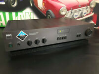 NAD 3225PE STEREO AMPLIFIER / PRE AMPLIFIER PHONO STAGE TESTED / FULLY WORKING