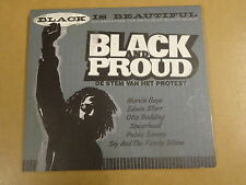 CD BLACK IS BEAUTIFUL / BLACK AND PROUD