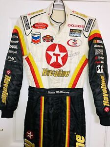 Jamie McMurray RC Driver Firesuit Nascar Havoline Texaco Signed Dodge Allison
