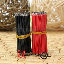 400pcs Solderless Breadboard Protoboard Jumper Cable Wire Tinned 6cm for Arduino