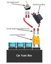 Anti theft Kill switch. Beats car alarm, GPS vehicle tracker, steering lock